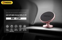Giá đỡ điện thoại nam châm trên ô tô Remax RM-C29 - MSN181320