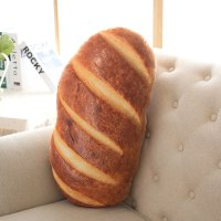 Gối 3D Bánh Mì Độc Đáo kích thước 40cm - MSN1831065