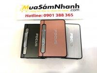 Hộp đựng thuốc lá Focus kiêm bật lửa sang trọng Mẫu Mới 2018 - MSN383100