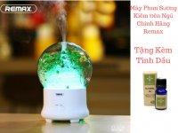 Máy Phun Sương Nano Kiêm Đèn Ngủ Remax RT-A700 + Tặng Kèm Tinh Dầu - MSN388312