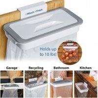 Giá treo túi đựng rác thông minh Attach A Trash - MSN388314