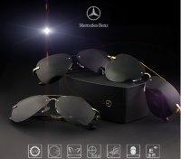 Kính Mát Mercedes-Benz 743 Cao Cấp Chống Tia Cự Tím - MSN1831085