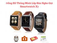 Đồng hồ thông minh Smart Watch X7 Hỗ Trợ Sim Nghe Gọi - MSN181331