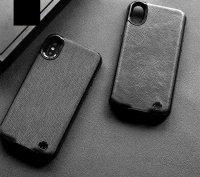 Ốp lưng Kiêm Pin Sạc Dự Phòng iPhone X WUW-B10 Siêu Mỏng 3800mAh