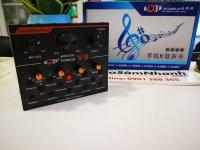 SOUND CARD V9 Live Stream Bản Quốc Tế Tiếng Anh Hiệu Ứng Đa Dạng Cực Hay