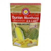 Sầu Riêng Sấy Khô Thái Lan Durian Monthong Thaiaochi 50g