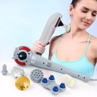 Máy Massage Cầm Tay 7 Đầu Magic King Massager -  MSN383257