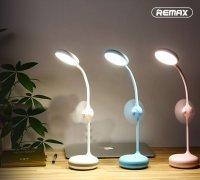 Đèn Bàn Chống Cận Kiêm Quạt Remax RT-E601