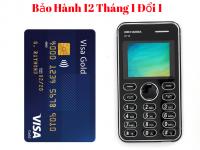 Điện Thoại ATM Kechaoda K116 Siêu Mỏng Bảo Hành 12 Tháng