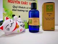 Tinh dầu bạc hà thiên nhiên La Champa giúp cho tinh thần sảng khoái, thoải mái - MSN181034-100