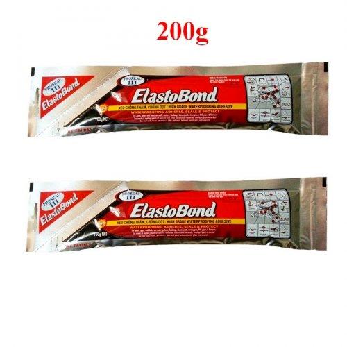 Bộ 2 Túi Keo Chống Thấm Dột Proseal 111 Elastobond 200g - MSN388383