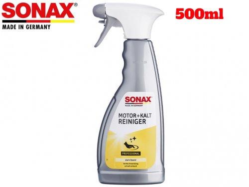 Chai Xịt Vệ Sinh Động Cơ Xe Sonax Engine Cold Cleaner 543200 500ml