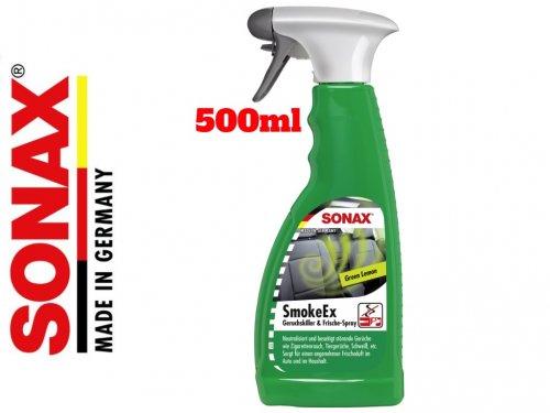 Dung Dịch Khử Mùi Nội Thất SONAX Smoke-Ex 292241 500ml