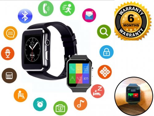 Đồng Hồ Thông Minh Có Sim Nghe Gọi Smartwatch AWX6