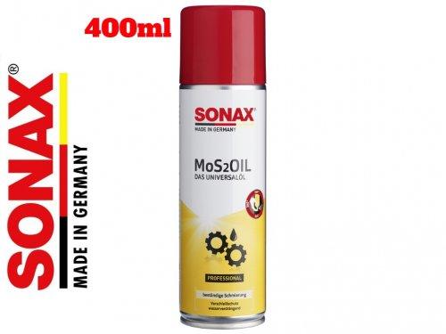 Dầu Bảo Quản Và Chống Rỉ Sét Sonax MOS 2 Oil 339400 (400ml)