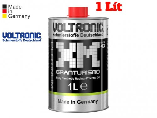Nhớt Voltronic XM PLATINUM Granturismo 4X Ester Made in Germany