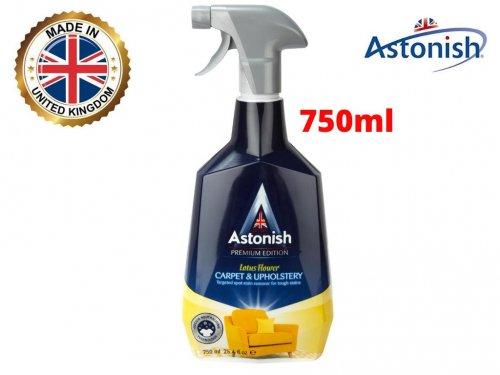 Bình Xịt Tẩy Vết Bẩn Nỉ Thảm Astonish C6720 750ml