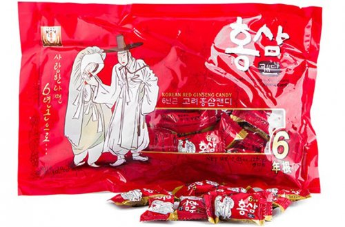 Kẹo Hồng Sâm Ông Già Bà Lão Bịch 800gr - MSN181398