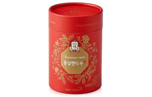 Kẹo Hồng Sâm KGC Cheong Kwan Jang Renesse Hộp Giấy 120gr - MSN181400