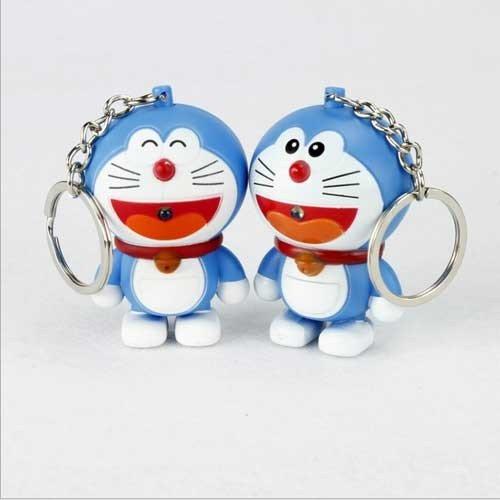 Móc Khóa Doremon Kêu I Love You, Có Đèn Led - MSN181487