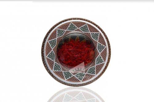 Saffron Iran, Nhụy Hoa Nghệ Tây Saffron Adaha Hộp 2gr - MSN181654