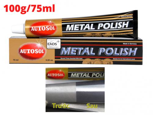 Kem Đánh Bóng Kim Loại Made In Germany Autosol 100g/75ml - AMIG100