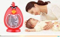 An toàn cho bé và gia đình,Đèn bắt muỗi Magic Home Angry Bird.