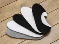 Tự Tin Diện Giày với Combo 5 Vớ Nửa Bàn Chân cho Cả Nam và Nữ