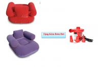 Ghế Sofa Bơm Hơi Cao Cấp Vải Dù An Toàn + Tặng kèm bơm hơi - MSN388206