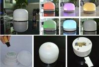 Máy khuếch tán tinh dầu EB - 802 sử dụng được trên xe hơi, giúp khử mùi, chống ẩm mốc - MSN181220