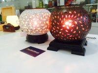 Đèn xông tinh dầu Gốm Sứ Cao Cấp, Sử Dụng Điện khuếch tán tinh dầu - MSN181266