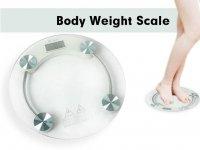 Cân Sức Khỏe Thông Minh 2003A 180kg, Kính Cường Lực Màn Hình LCD - MSN383236
