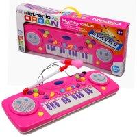 Đàn orgran điện tử kèm micro cho bé Kích thước cả hộp 49x19 - MSN1831050