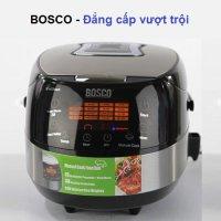 Nồi Đa Năng 3D BOSCO BMC900X 17 Tính Năng Công suất 860W, Dung tích đến 5 lít - MSN383241