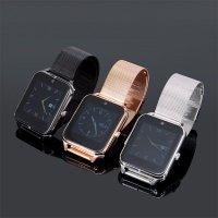 Đồng Hồ thông minh Smartwatch Z50 Dây Kim Loại Sang Trọng - MSN181340