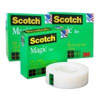 Băng Keo 3M 810 Scotch Magic Tape Độ Dính Siêu Tốt - 3M810