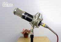 MICRO Thu Âm BM-900 MKAI Hát Live Stream