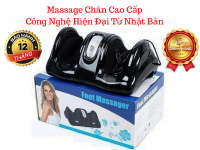 Máy Massage chân Foot Massager Giảm Đau Nhức Mỏi Chân Công Suất 40W - MSN383053