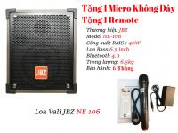Loa Kéo Mini JBZ NE-106 Công Suất 40W Tặng 1 Mic