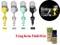 Máy Khuếch Tán Tinh Dầu Xe Hơi Nanum Car III 2 USB Mới 2018 Tặng Tinh Dầu