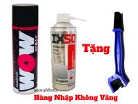 Combo Dưỡng Vệ Sinh Bôi Trơn Sên Wow, IX50 Không Văng + Tặng Bàn Chải - IX50WOW
