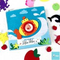 Sách Vải Cho Bé Khám Phá Đại Dương (Từ 1 - 3 Tuổi) - MSN1831127