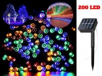 Combo 200 Bóng Đèn Led Trang Trí Năng Lượng Mặt Trời 20m
