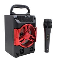 Loa Kéo Mini Karaoke Bluetooth KTS-936 Tặng Kèm Mic