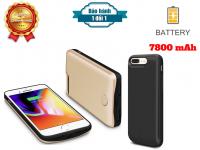 Ốp Lưng Kiêm Pin Sạc Dự Phòng IPhone 6,7,8 Plus Dung Lượng 7800mAh JLW-8PS-2