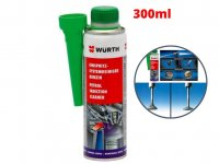 Phụ gia súc béc xăng Wurth Petrol Injection System Cleaner 300ml