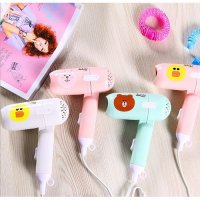 Máy Sấy Tóc Mini Họa Tiết Hoạt Hình Siêu Cute - MSN181498