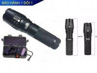 Đèn Pin Siêu Sáng Police X900, Đèn Pin Chống Nước - X900
