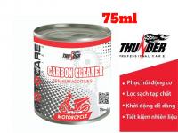 Tẩy Cặn CACBON, Phụ Gia Xăng Vệ Sinh Kim Phun THUNDER 75ML