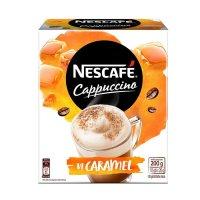 Cà Phê Hòa Tan Nescafe Cappuccino Vị Caramel 200g - MSN181512